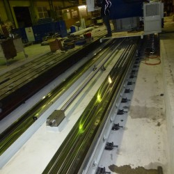 CNC Fräsmaschine 12 Meter