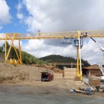 Gantry Crane Sawmill